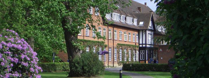 Jey Study Школа Queenswood в Хартфордшире (Англия)