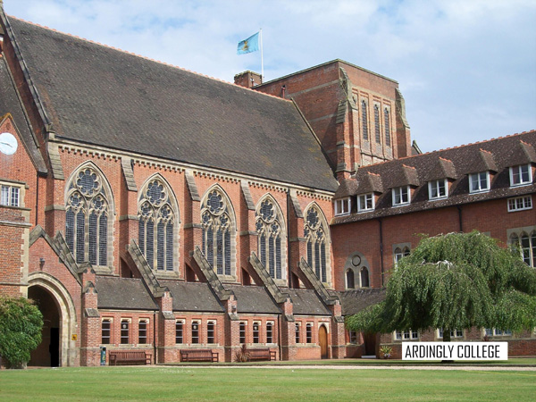 ardingly colledge front 3
